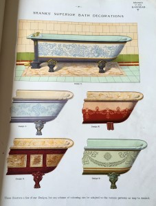 Shanks' Superior Bath Decorations