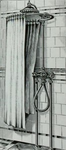Shanks' Improved Overhead Showers