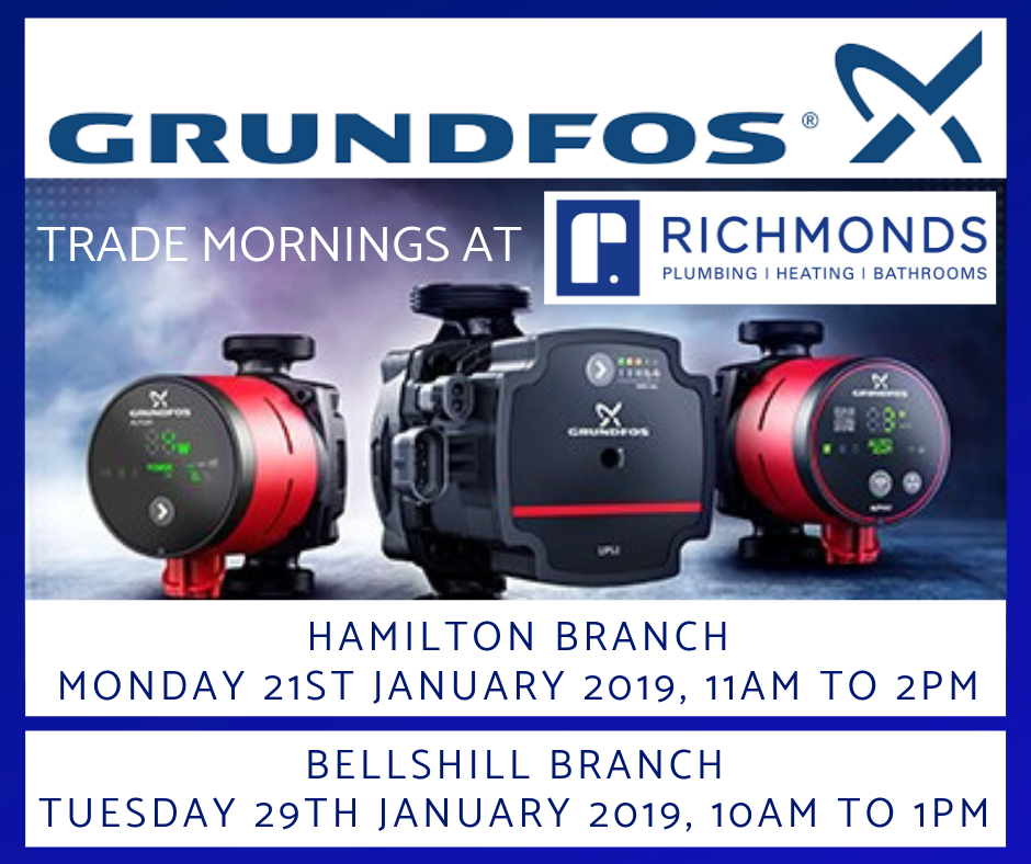 Grundfos Trade Mornings