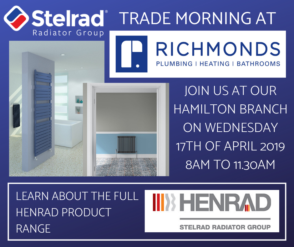 April STELRAD Trade Morning