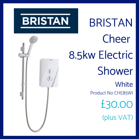 Bristan Cheer Electric Shower