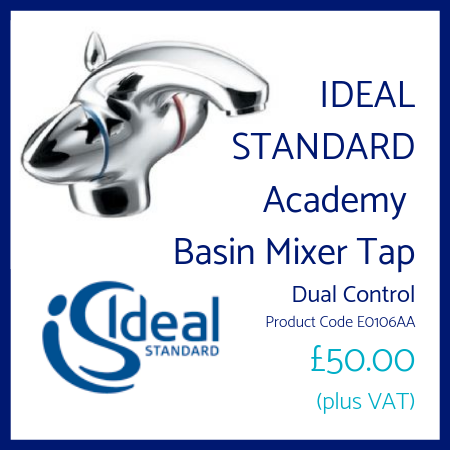 Ideal Standard Academy Basin Mixer Tap