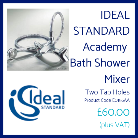Ideal Standard Adademy Bath Shower Mixer