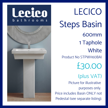 Lecico Steps Basin