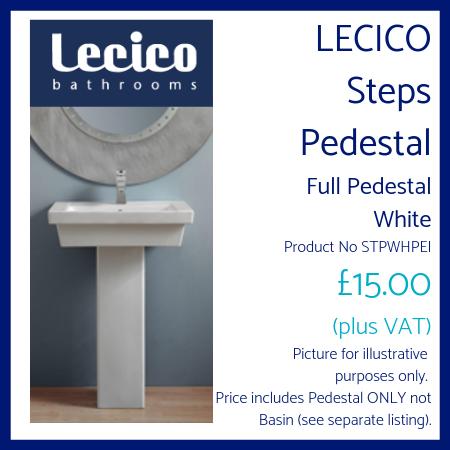 Lecico Steps Pedestal