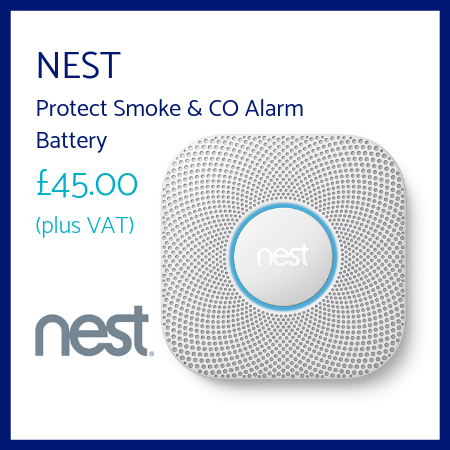 Nest Protect Smoke & CO Alarm Battery