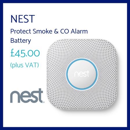 Nest Protect Smoke & CO Alarm Battery