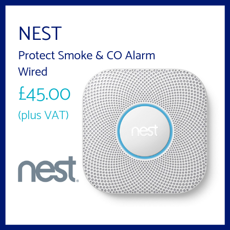 Nest Protect Smoke & CO Alarm Wired