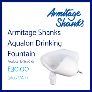 Armitage Shanks Aqualon Drinking Fountain