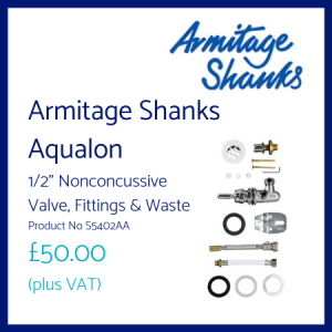 Armitage Shanks Aqualon Fittings