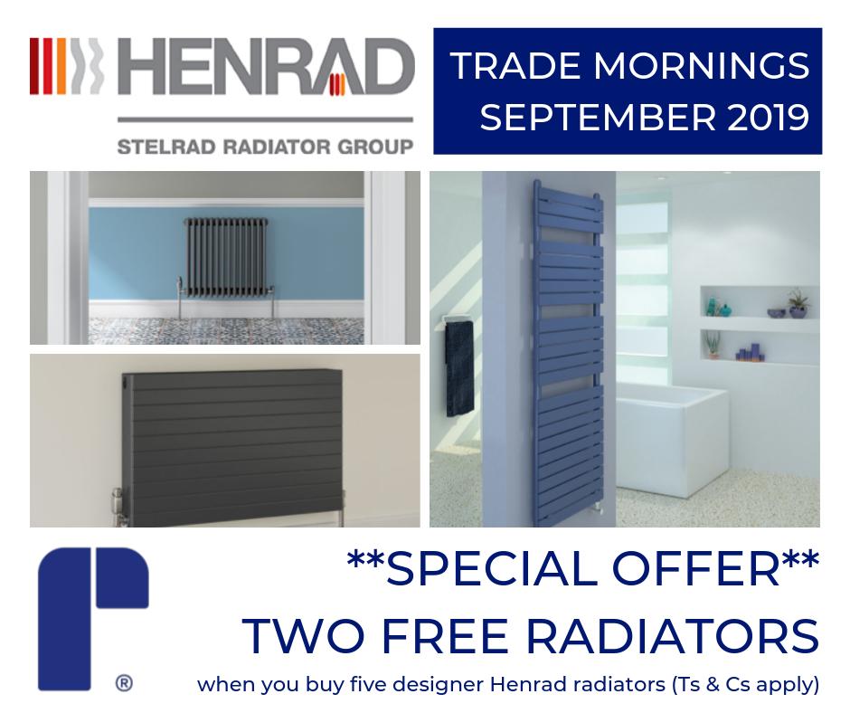 Henrad Trade Mornings September 2019 Facebook