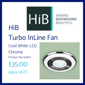 HiB Turbo InLine Fan