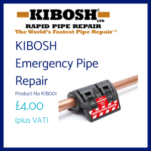 Kibosh Emergency Pipe Repair