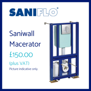 Saniwall Macerator