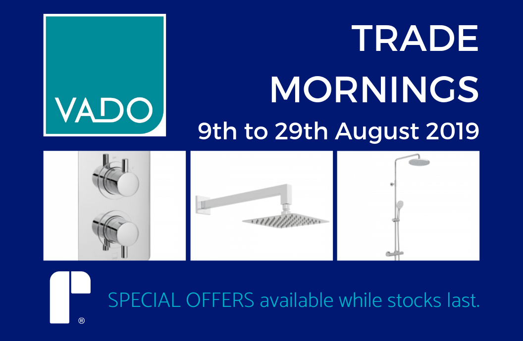 VADO Trade Mornings - WORDPRESS
