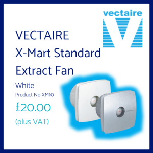 VECTAIRE X-Mart Standard Extract Fan