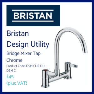 Bristan Design Utility Tap
