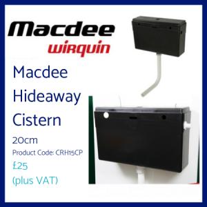 Macdee Hideaway Cistern