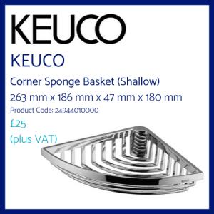 Keuco Corner Basket