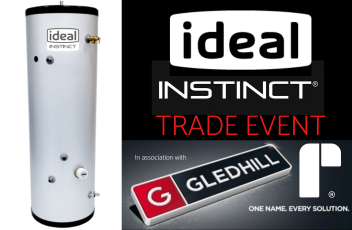 IDEAL INSTINCT GLEDHILL Trade Morning EDINBURGH