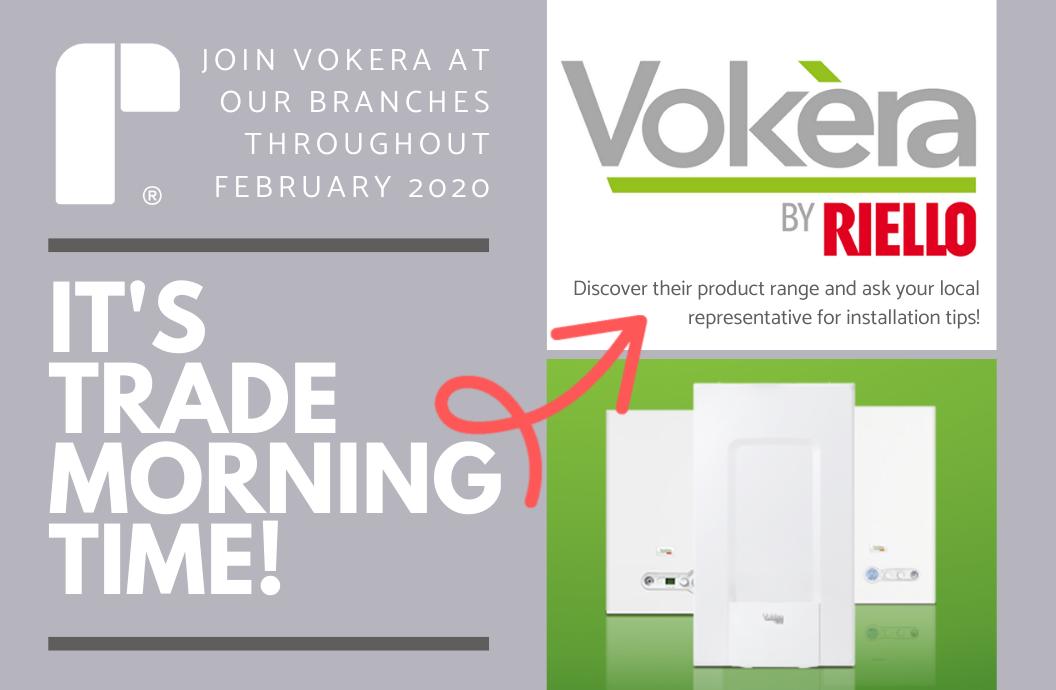 Vokera Trade Mornings Wordpress