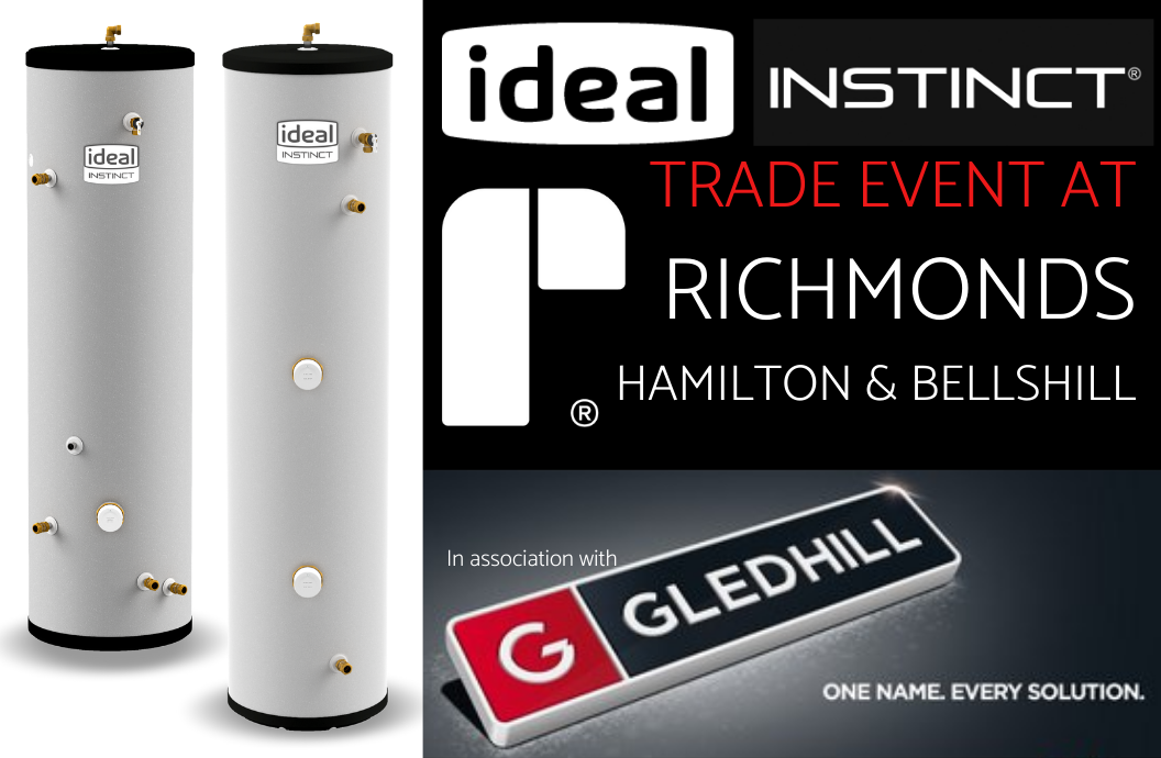 IDEAL INSTINCT GLEDHILL Trade Morning B&H