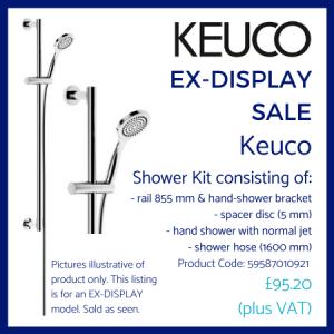 KEUCO Showering Kit